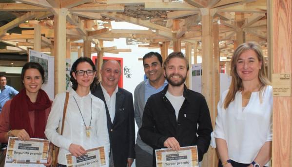 Entrega del premio del concurso Ponte Arcuato